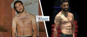 قبل و بعد: تعليقات على دينابول من ماثيو